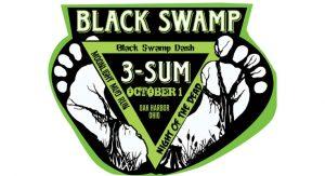 Black-swamp-mud-run