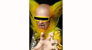 "Docu-comedy ""Mad Tiger,"" featuring the members of ""Japanese Action Comic Punk Band"" Peelander-Z, plays on October 27."