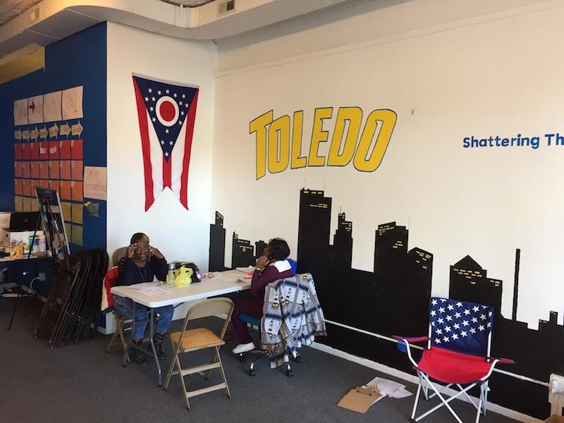 Toledo pride.
