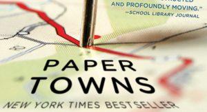 BookNotePaperTowns