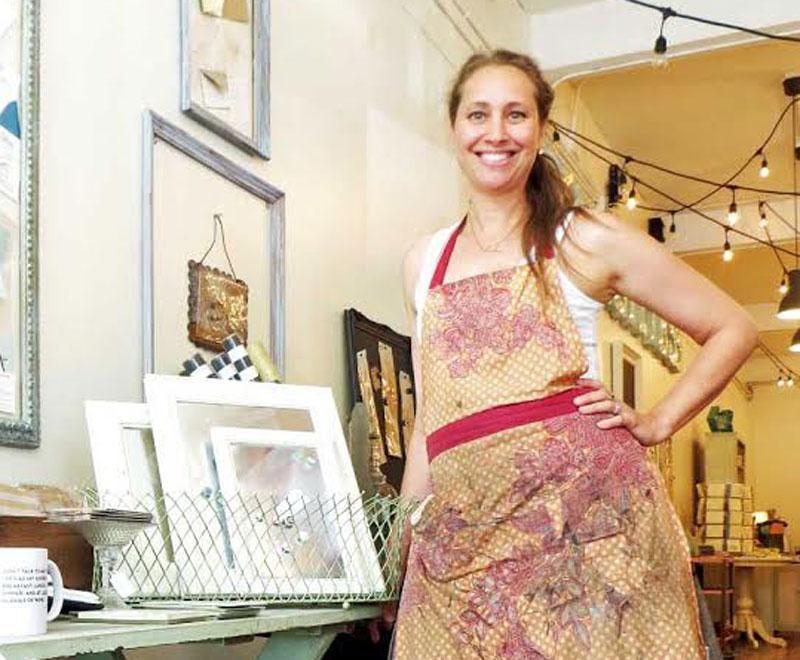 Amy Lesniewicz of Alice-Louise Press