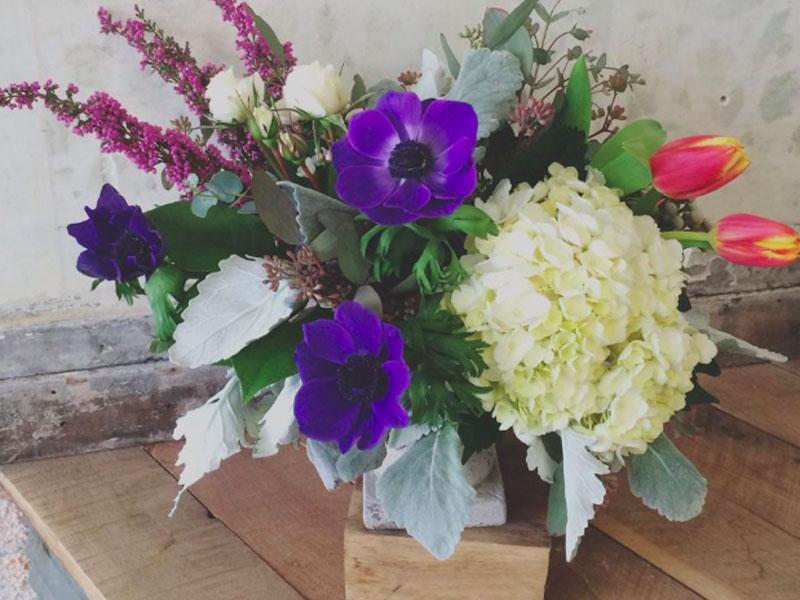 Floral Pursuit