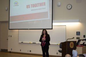 Dehabey at presentation