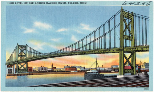 The Anthony Wayne Bridge