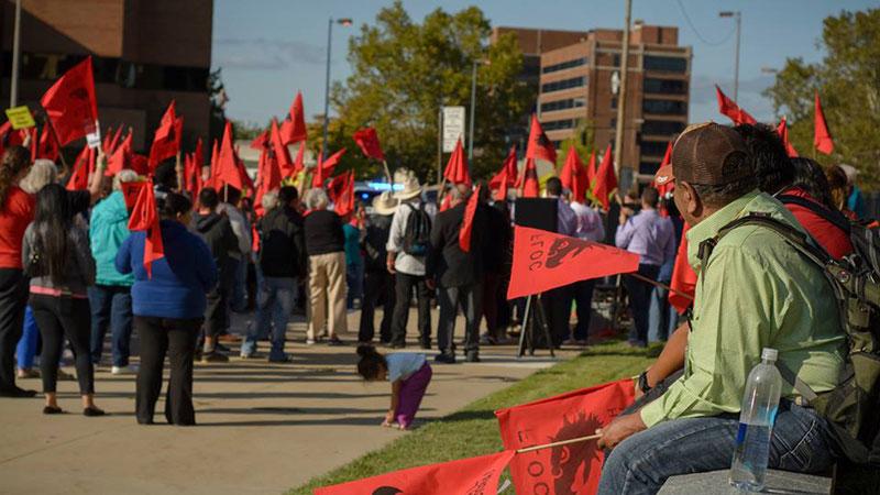 FLOC Constitutional March