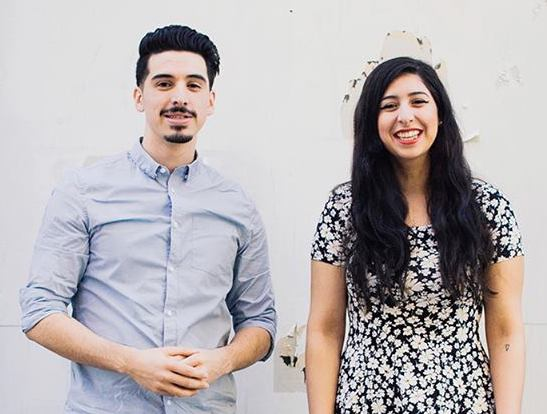 The brother-sister duo are all smiles as they get excited for their upcoming shows. Photo Credit: revamay.com
