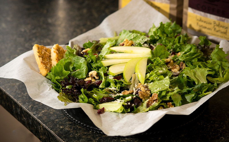 Sweet Georgette Salad from Georgette's Fair Trade Grounds & Gifts