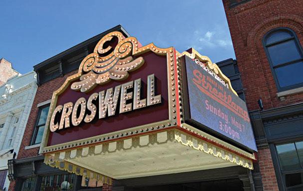 Theatre-Croswell-Michigan