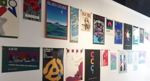 Learn more about ten of Toledo's top graphic designers during an exhibit featuring over 70 posters.