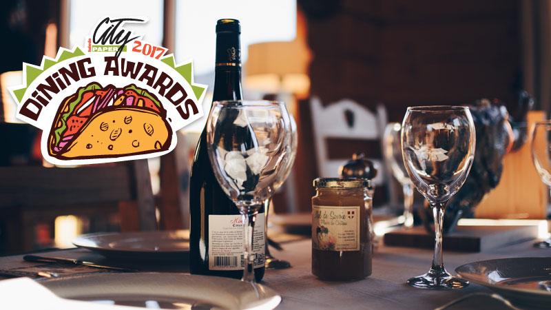 2017 Toledo Dining Awards