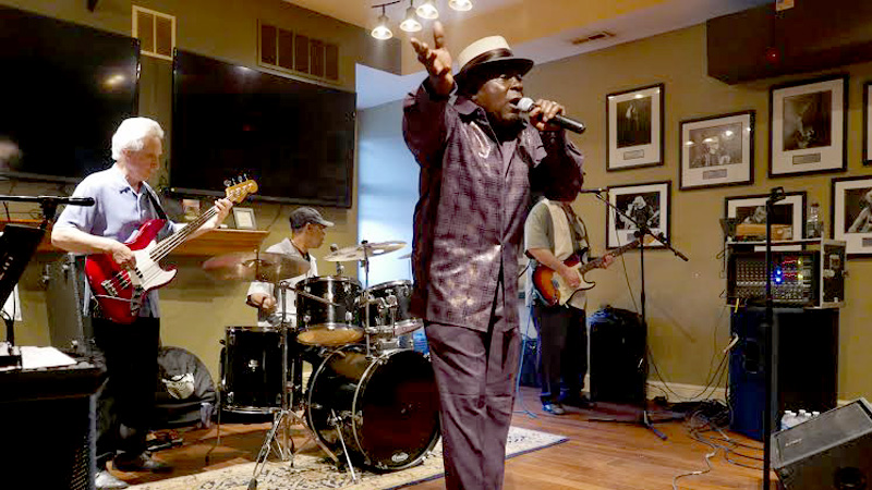 Toledo resident Bobby G, who recently released his debut blues album at the age of 73, will kick off the third annual Blues Brews and Brats event in Waterville on Saturday, July 29.
