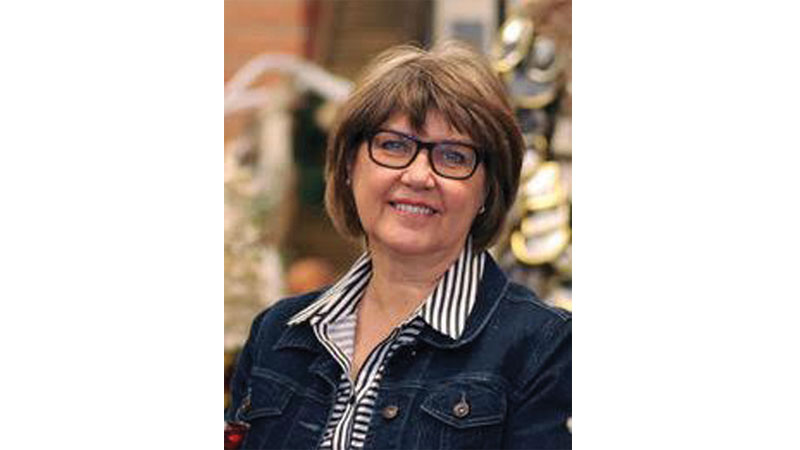 Kate Philabaum, Director of Art Ministries at St. Paul's Lutheran Church.