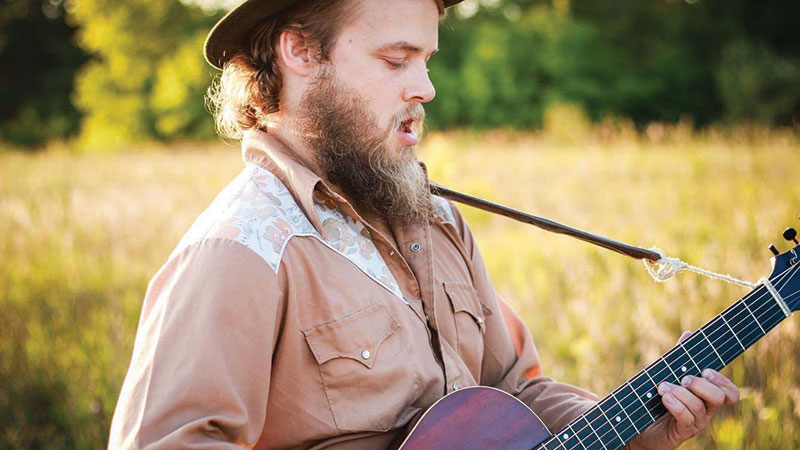 The Conservancy's 7th annual Bluegrass & Green Acres will feature a live performance by Mark Lavengood (above), a musician who combines bluegrass with elements of rock, jazz and blues.