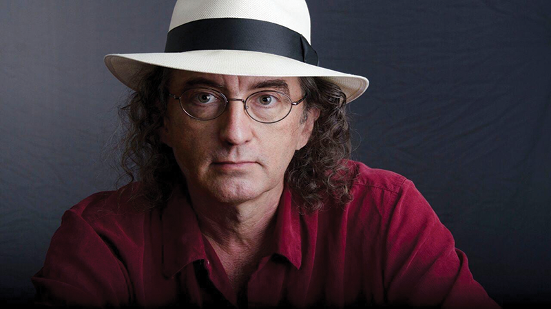 "Roots rocker James McMurtry (above) brings his freshly released, satirical single ""State of the Union"" along with tourmate John Moreland to perform with local folk artist Andrew Ellis, Friday, March 23 at the Ottawa Tavern."