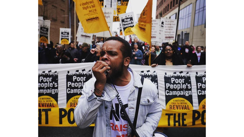 Photo Credit: Steve Pavey, Kentucky Poor People's Campaign: A National Call for Moral Revival