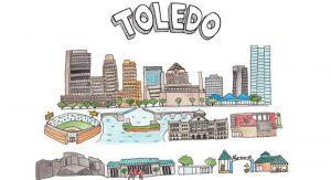 Handmade Toledo Jodi Lynn's Emporium of Doodles.