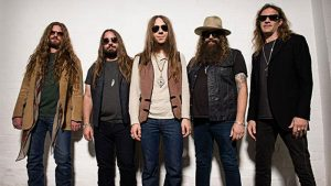 Blackberry Smoke will perform live Thursday, August 23, at Hensville.