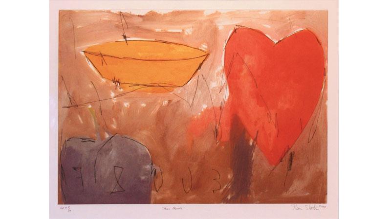 Therman Statom, Three Objects. 1999.