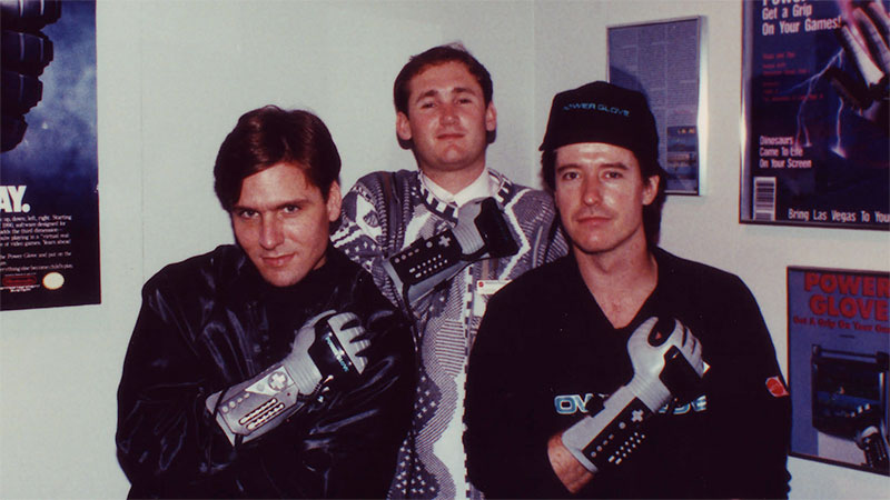 'The Power of Glove', directed by Andrew Austin and Adam Ward.