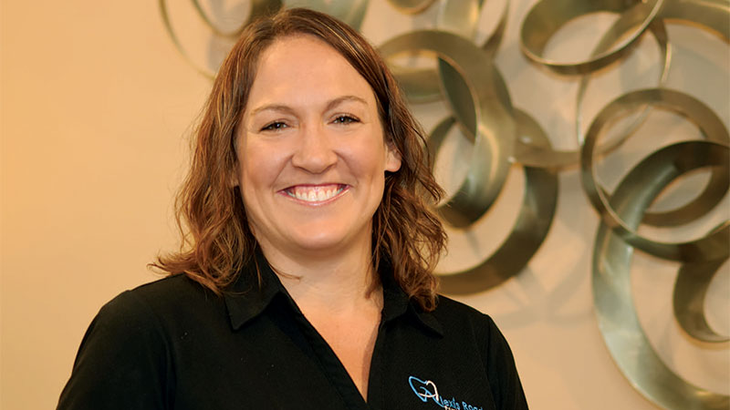 Dr. Amber Leer, Alexis Road Family Dental.