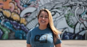 Linda Alvarado-Alce, an activist and longtime customer of People Called Women, plans to bring the bookstore to downtown Toledo.