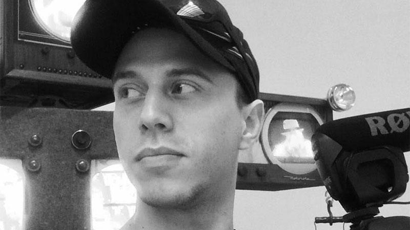'Dream Runner' director James Aponte.