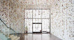 Installation by Rebecca Louise Law.