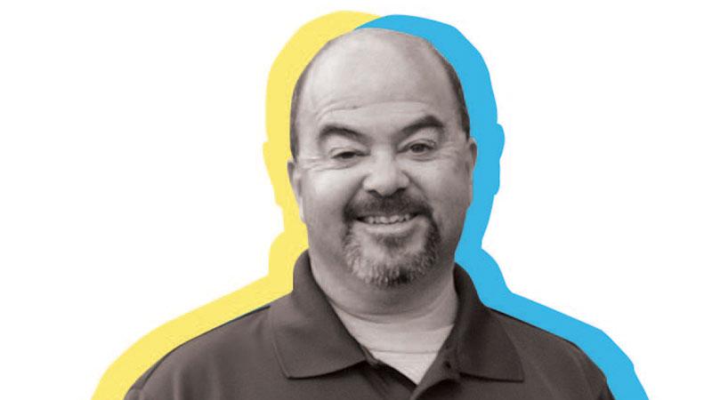 Owner John Castillo.