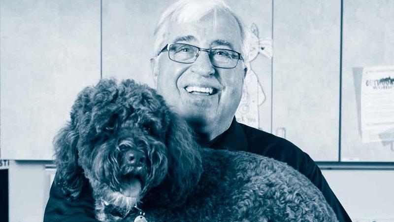Owner Robert Esplin (Dr. Bob!)