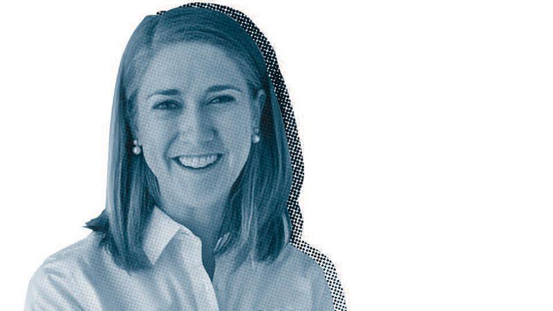 Orthodontist Dr. Sara Hansen.