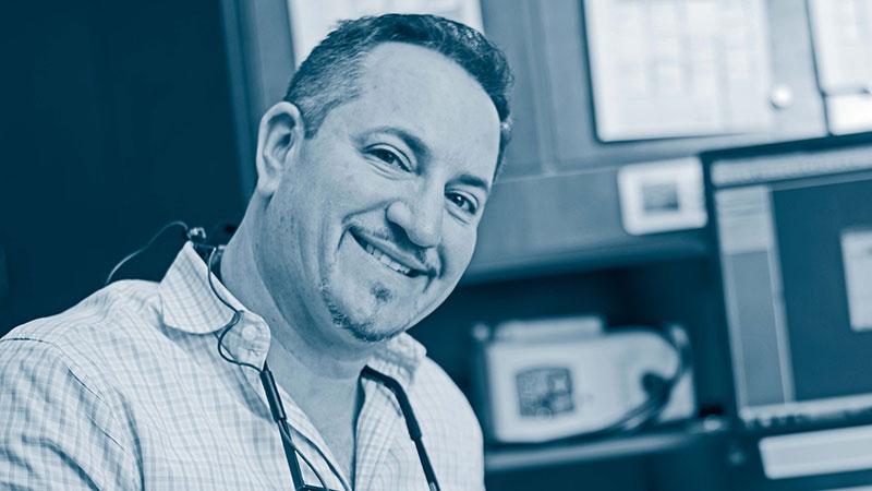 Owner Jon Frankel, DDS.