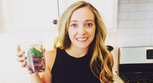 Cadie Jardin, registered dietitian and Shared Legacy Farms CSA Coach.