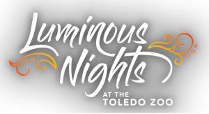 Luminous Nights at the Toledo Zoo.