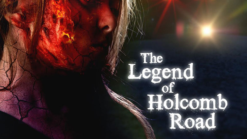 Legend of Holcomb Road (posted pictured above) will be screened alongside companion documentary,Holcomb Woods: Stories from Beyond the Road.