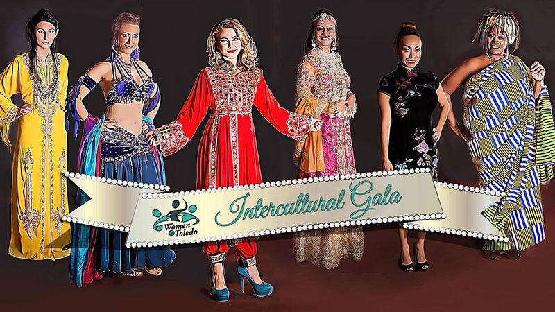 Intercultural Gala Fashion Show.