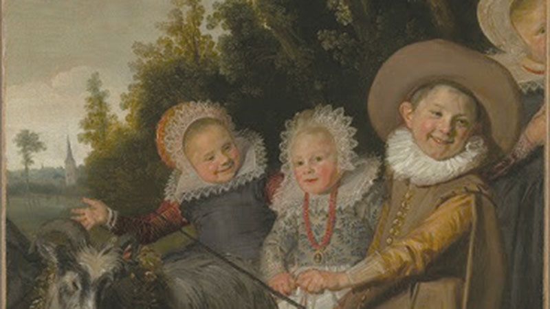 """The genius of Frans Hals' paintings,"" according to exhibit co-curator Lawrence W. Nichols, ""is that he activates his compositions, they capture human emotions."""