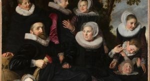 Partial image of: Frans Hals (Dutch, 1582/83–1666), The Van Campen Family in a Landscape (fragment), ca. 1623–25, Toledo Museum of Art.