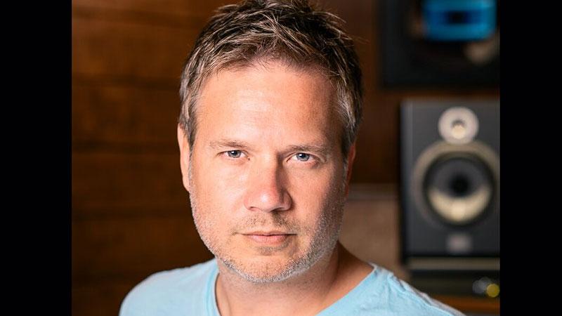 Owner and operator of MadSam Studios, Jeff Harris. Photo Credit: Jeff Harris.