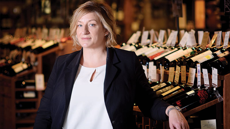 Tricia Rasar, Certified Specialist of Wine