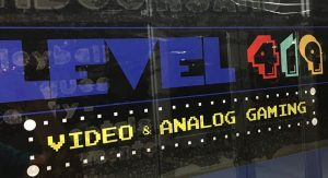 Toledo's newest arcade, Level 419, just got started in June of this year.