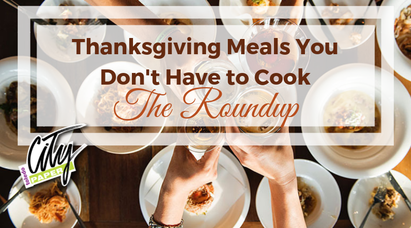 Thanksgiving Meals You Don't Have to Cook (1)