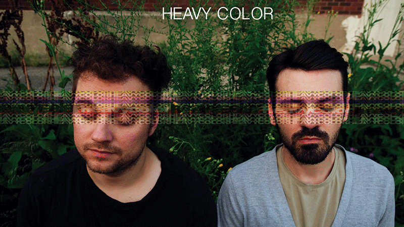 Ben Cohen and Sam Woldenberg, the future beat and psychedelic jazz duo behind Heavy Color, released River Passage earlier this year.