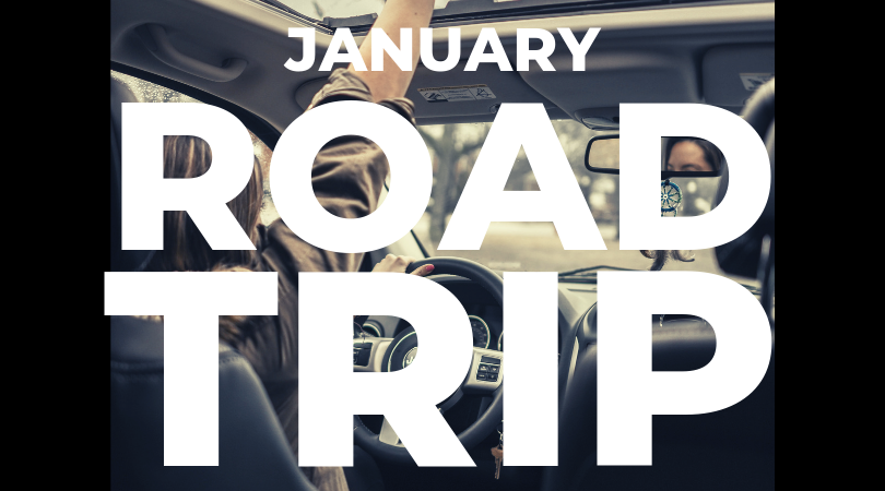 January Road Trip—A Guide to Epic Out-of-Town Events
