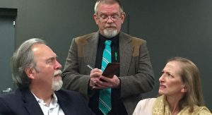 Theater-Notes---The-Fourth-Wall-2-(L-to-R)_-Larry-Farley,-Tim-Robinson-and-Danita-Binkowski.