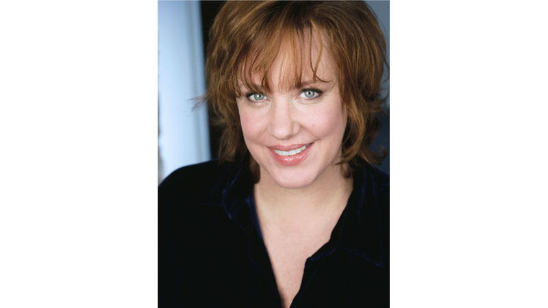 Kathy Fitzgerald has been doing theater since she was about 5 years old, appearing in productions for her father's community theater in Los Angeles. Photo Credit: American Theatre Guild.