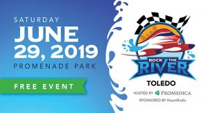 Rock the River Toledo Powerboat Championship