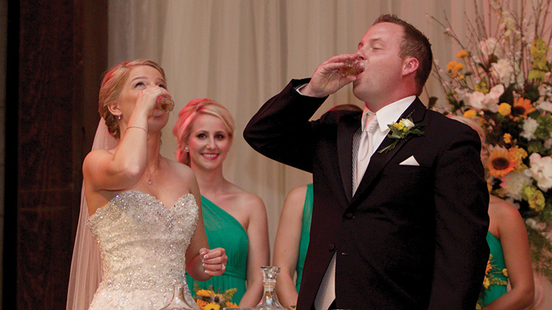 Elizabeth-and-Kyle-Wiley---Bottoms-up!-Photo-by-TY-Photography