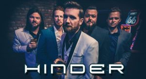 Online Note- Hinder at Civic