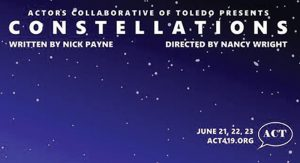 Nick Payne's 2012 romantic drama Constellations