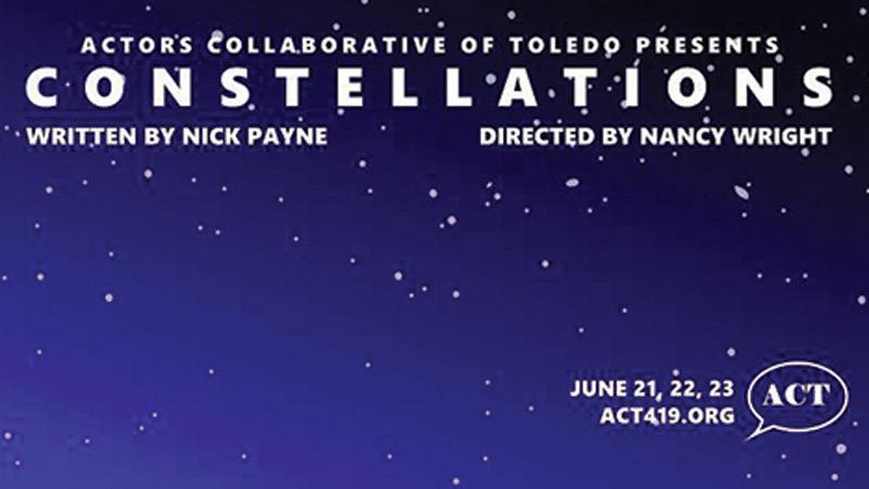 Nick Payne's 2012 romantic drama Constellations